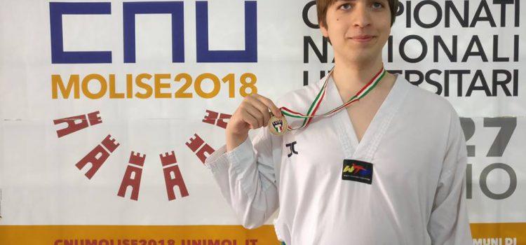 CNU 2018 : 33 gli studenti Unimore a medaglia